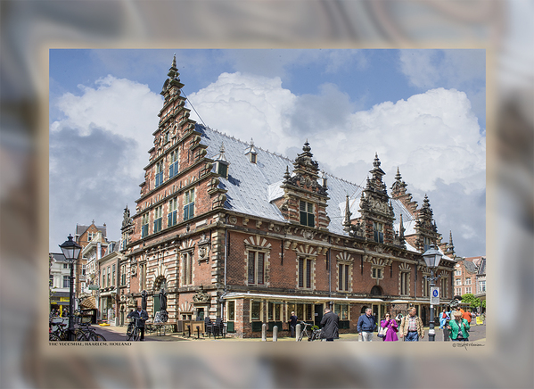 The Vleeshal, Haarlem, Holland