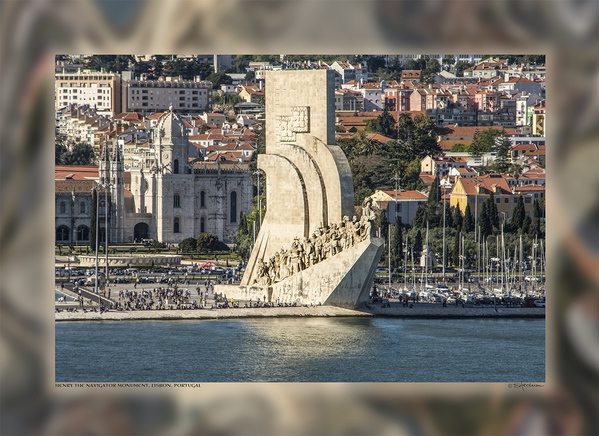 Henry the Navigator Monument, Lisbon, Portugal